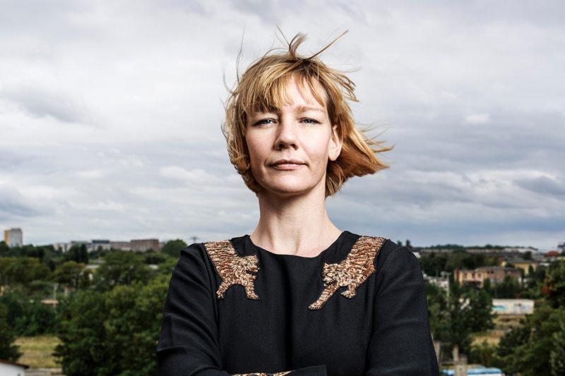 Sandra Hüller Portrait