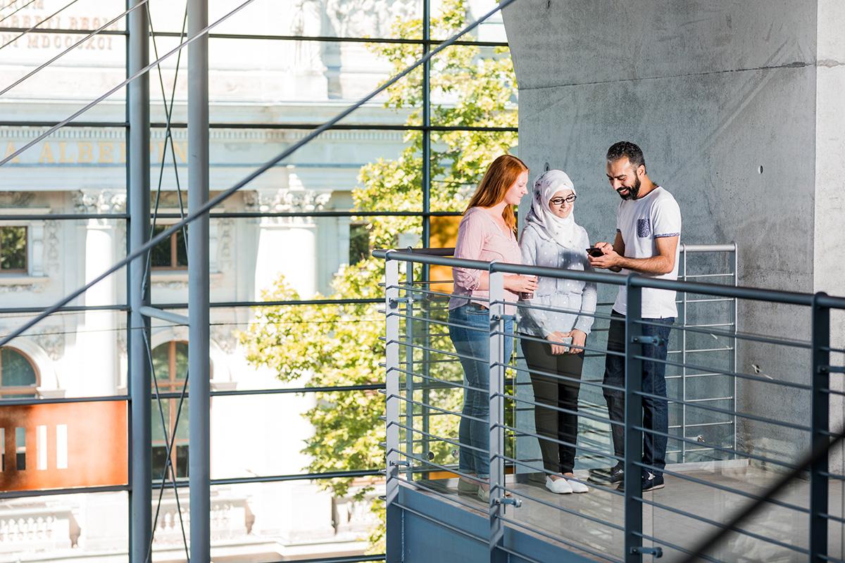Imagefotografie, Universität Leipzig, Portraitfotografie, Unternehmensfotografie